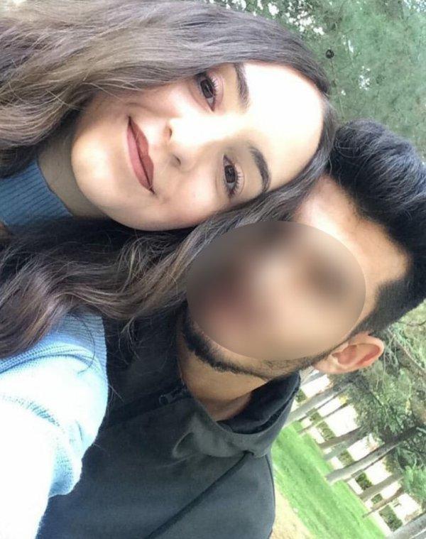 Üniversiteli genç kızı öldürüp, saatini paylaştı