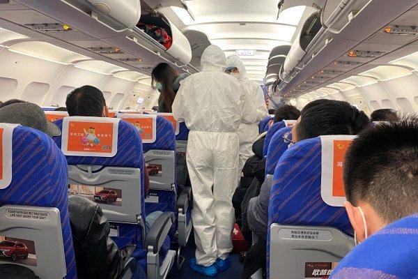 Çin'de koronavirüsün bilançosu: 56 ölü