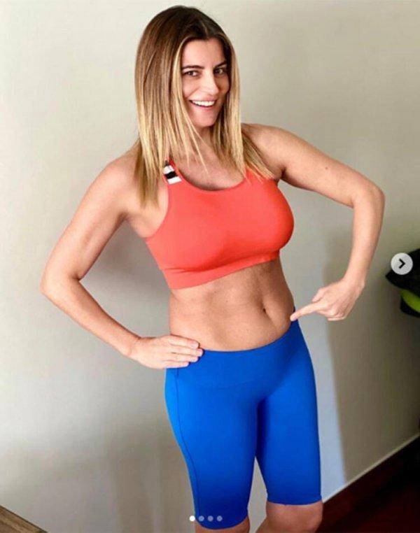 Ece Vahapoğlu: Doğum kilolarım sporsuz gitti