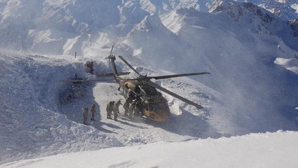 Kapan-3 Kavaklı Operasyonu başladı